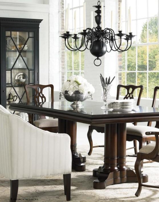 新美式家具图片 软装素材