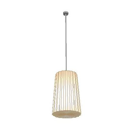 SU模型现代吊灯